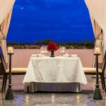 Romantic Dinner - Kul-Kul Tower | The Sakala Resort Bali