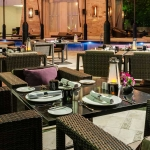 Restaurant - Kul-Kul Tower | The Sakala Resort Bali