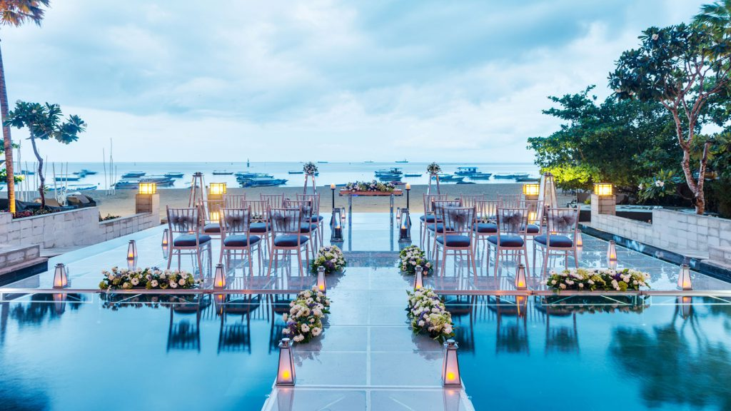 Wedding Beachfront | The Sakala Beach Club
