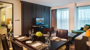Dining Area | Two Bedroom Suite
