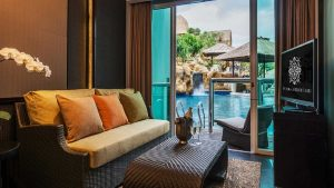 Deluxe Pool Access Suite | The Sakala Resort