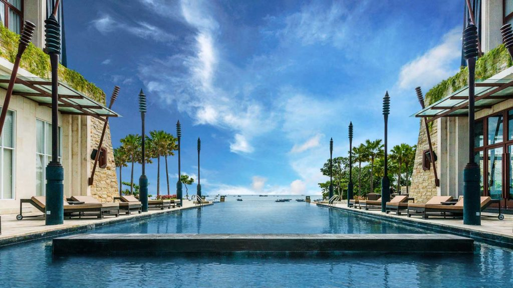 Swimming pool | The Sakala Beach Club