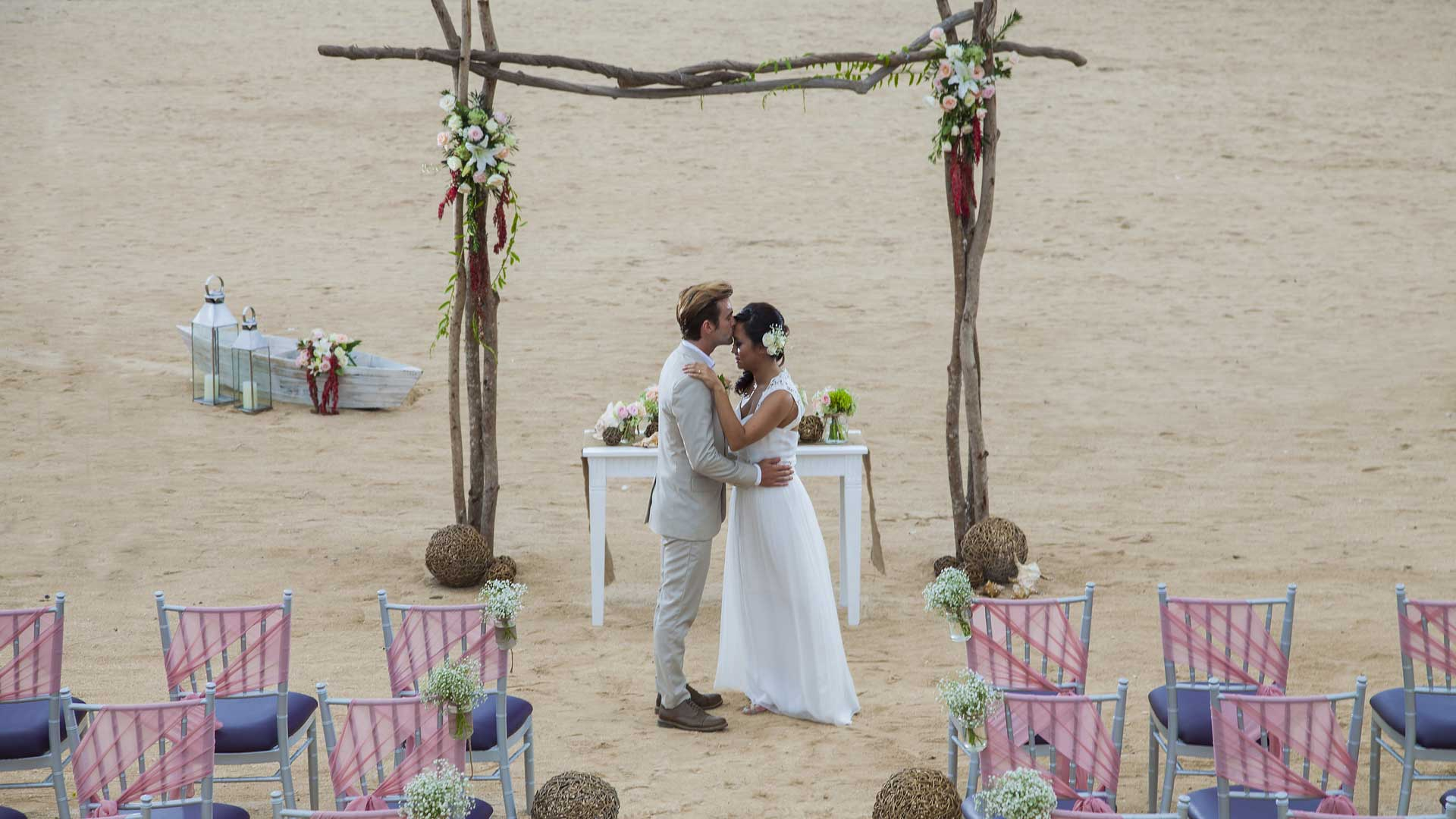 Bali Beachfront Wedding | The Sakala Resort Bali