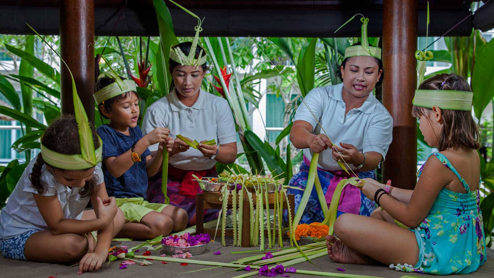 Kids Club Activities | The Sakala Resort Bali