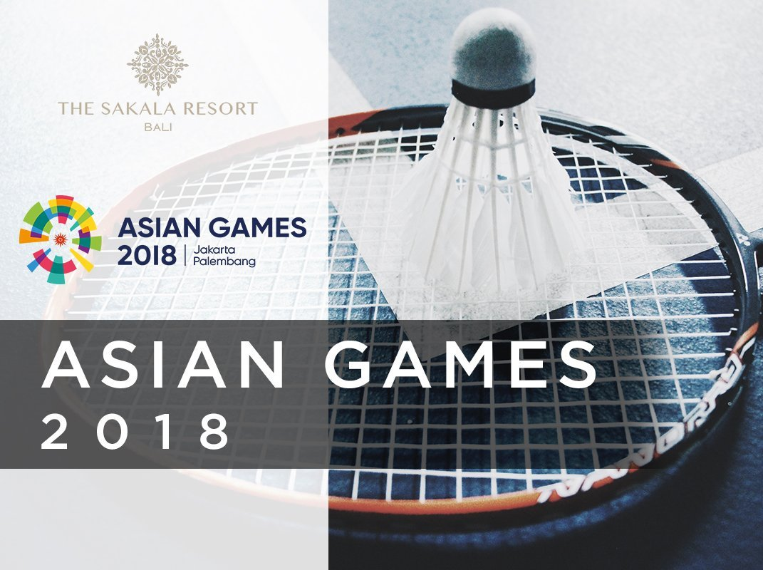 Asian Games 2018 hotel deals - The Sakala Resort Bali
