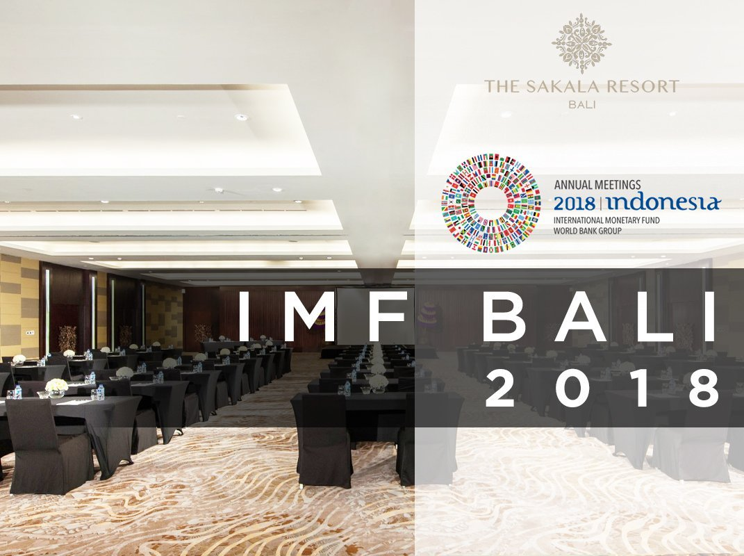 IMF Bali 2018 at The Sakala Resort Bali