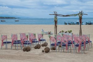 Wedding at Sakala Beach | The Sakala Resort Bali