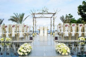 Wedding at Sakala Over Water The Sakala Resort Bali
