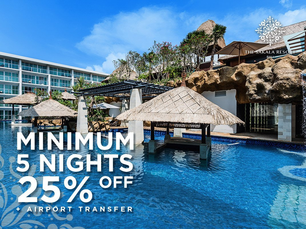 Minimum 5 Nights