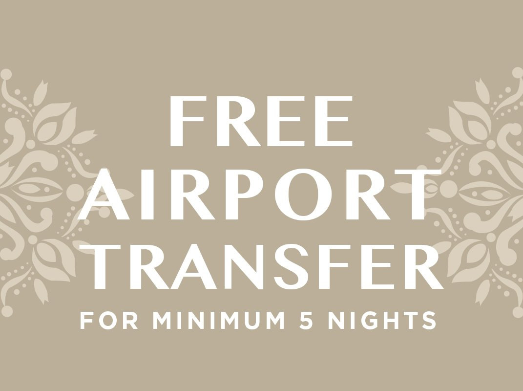 Free Airport Transfer for Minimum 5 Nights - The Sakala Resort Bali
