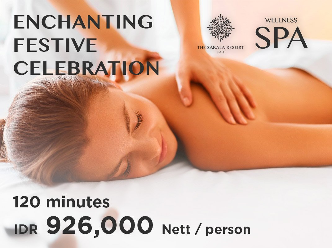 Enchanting Festive Celebration - The Wellness Spa